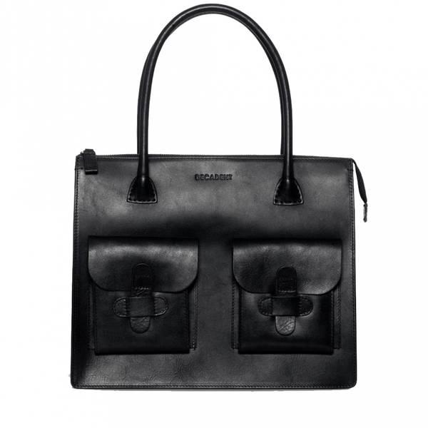 Decadent Reba Working Bag Black
