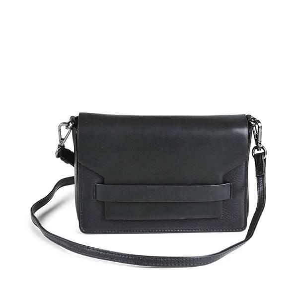 Markberg Vanya Crossbody Bag Grain Black