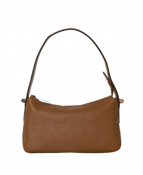 Decadent Janine Baguette Bag Cognac