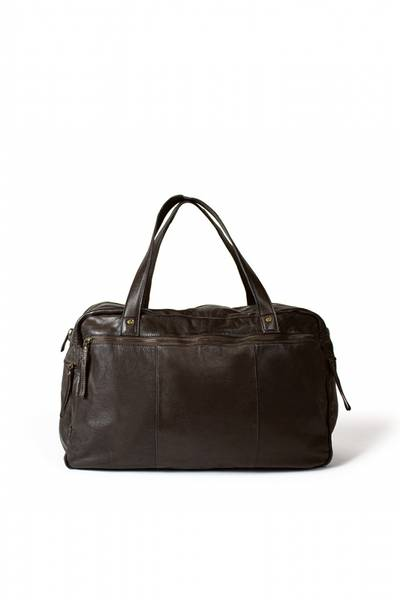 Re:Designed by Dixie Signe Weekend-bag Urban Brown