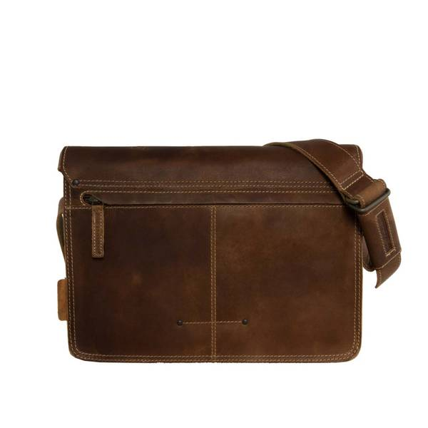 Aunts And Uncles Judd Postbag Vintage Tan